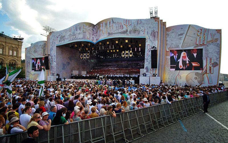 В Мурманске состоится хоровой концерт, посвященный Дню славянской письменности и культуры