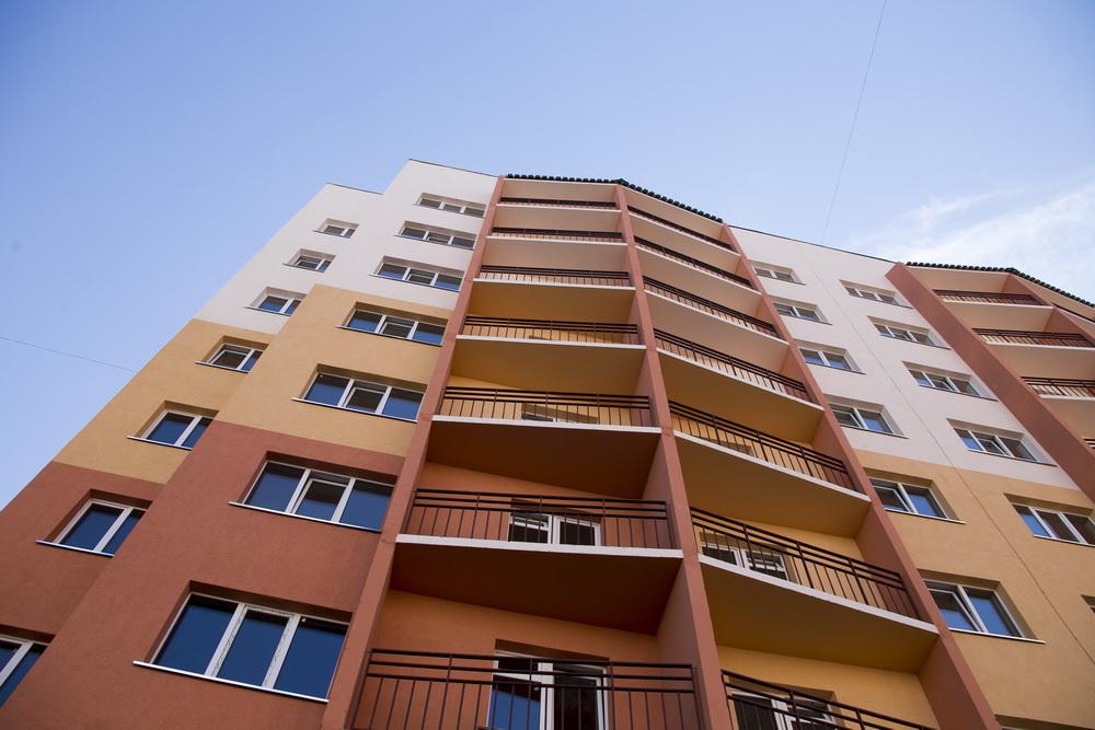 Кузбасс вошёл втоп-3 регионов РФ потемпам роста ввода жилья