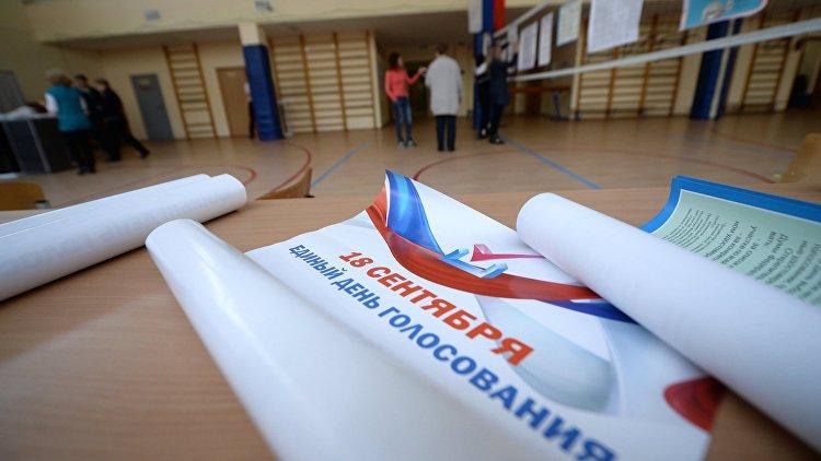 Уполномоченные «ЕР» остались влидерах после подсчета голосов вКузбассе