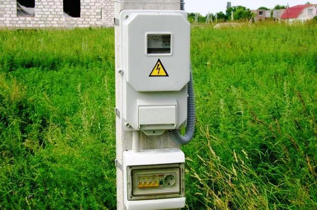 Этапы подключения электричества к земельному участку