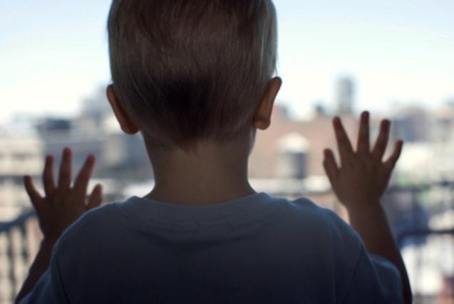 Внимательность дворника вНовокузнецке уберегла ребенка оттрагедии