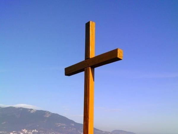 ВКузбассе сектант спилил поклонный крест изненависти кправославию