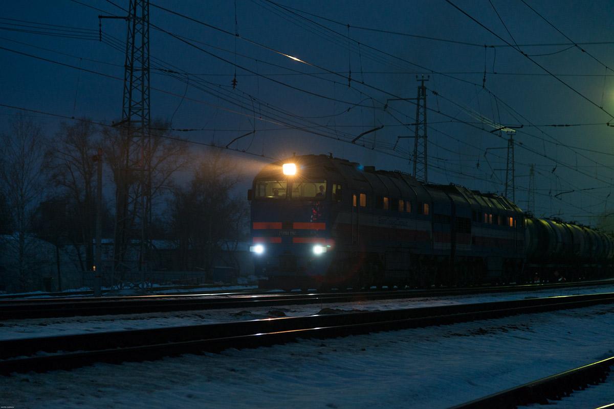 Жительница Кузбасса незахотела зайти всугроб, вследствии угодила под поезд