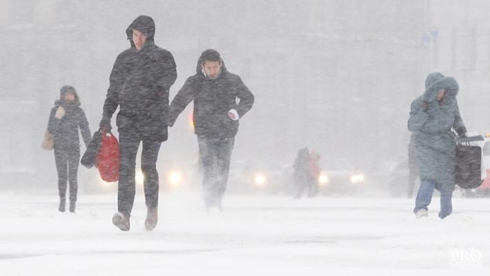 Вночь навоскресенье вКузбассе похолодает до-25°С