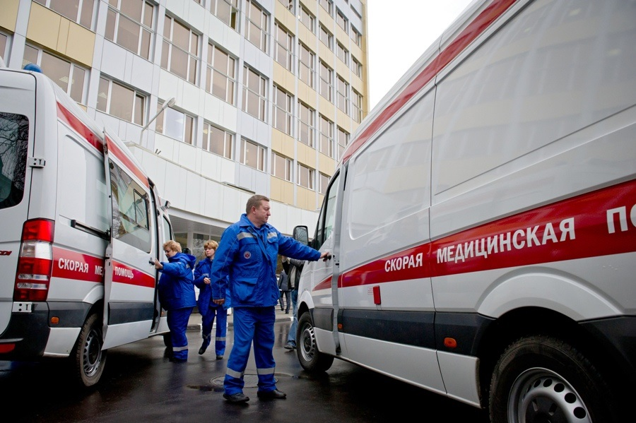 Вавтопарке кузбасской «скорой помощи» пополнение