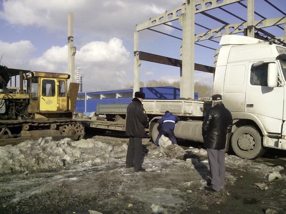 Кузбасская компания расплатилась собманутыми наемными сотрудниками дорогостоящей техникой