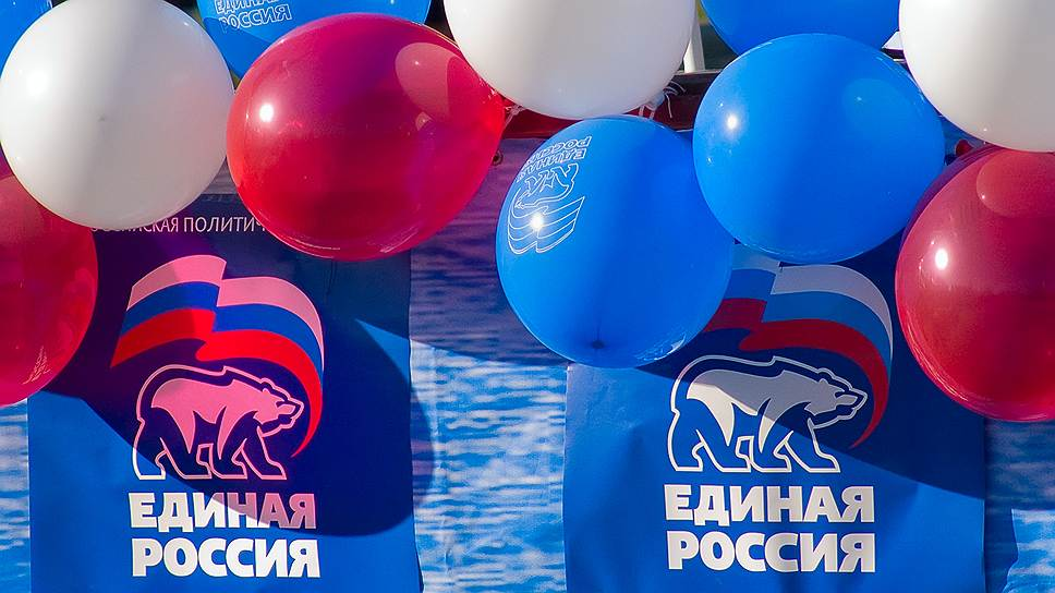 Электоральный рейтинг «Единой России» вырос загод на8%