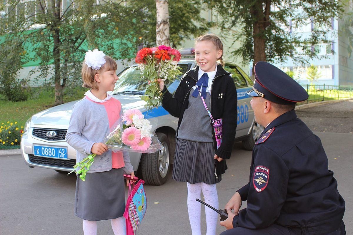 ВУфе стартовала широкомасштабная операция ГИБДД «Внимание— дети!»