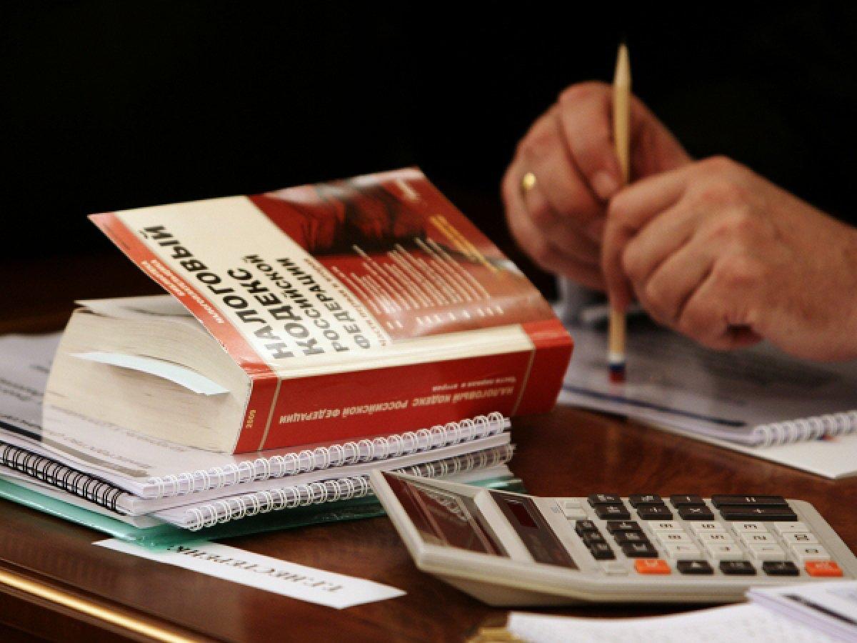Стройфирма вКузбассе незаплатила неменее 5 млн налогов